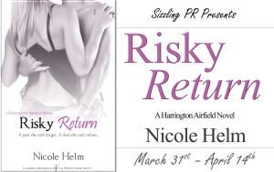 Risky Return by Nicole Helm