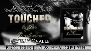 Touched Sandman - Tour Banner