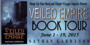 Veiled Empire Book Banner